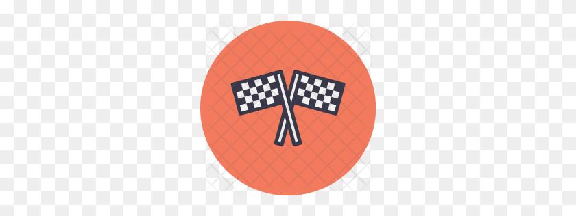 Sports, Car, Bike, Race, Racing, Finish, Finishline Icon - Race Flag PNG