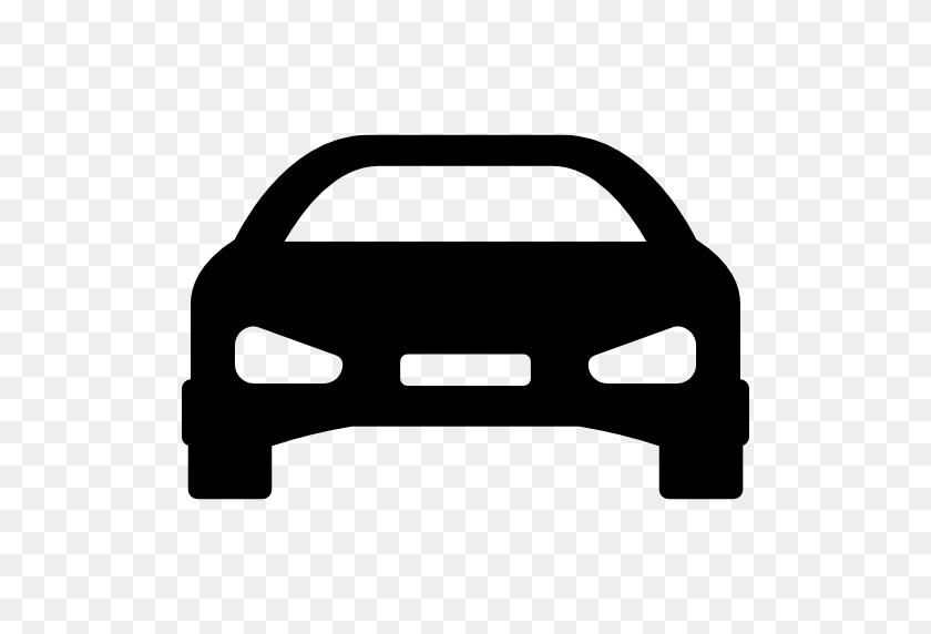 Sports Car Silhouette Png, Automobile, Car, Front, Seats, Sports - Car Silhouette PNG
