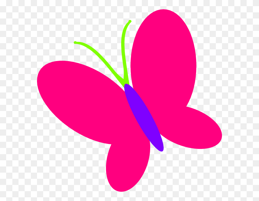 Spring Butterfly Clip Art, Spring Butterflies Buttons Clipart - Spring Butterfly Clipart