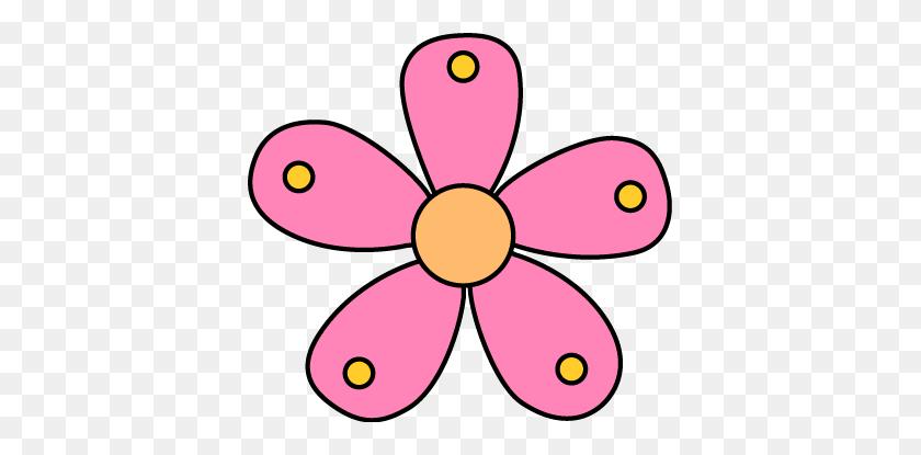 Spring Flowers Clip Art - Single Flower Clipart