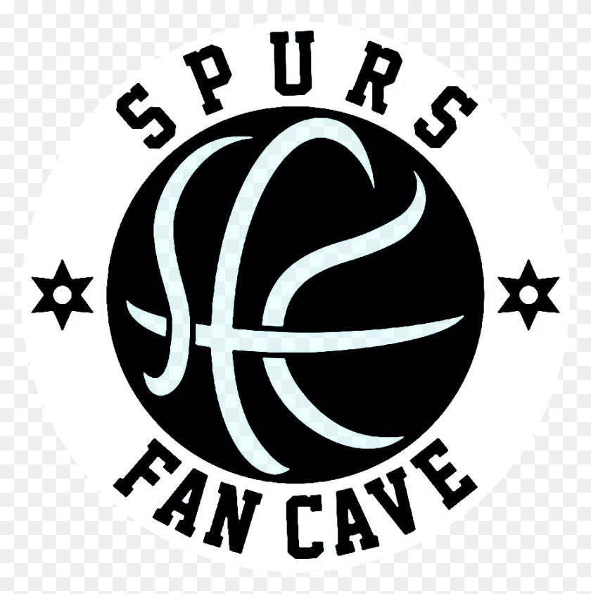 Spurs Fan Cave Spurs Fan Cave - San Antonio Spurs Logo PNG