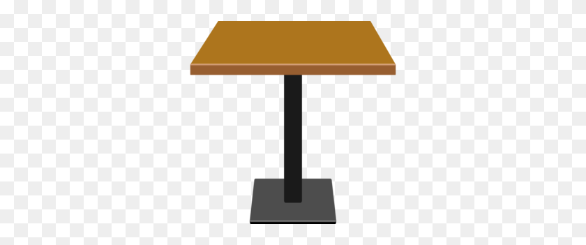 Square Clipart Square Table - Nightstand Clipart