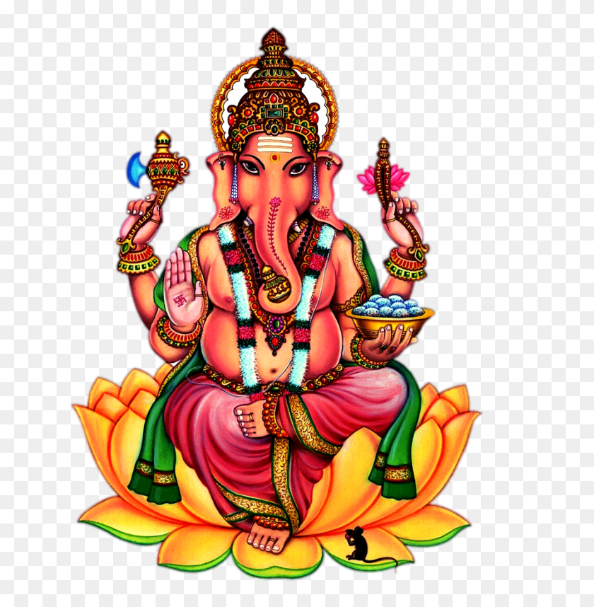 Sri Ganesh Png Transparent Sri Ganesh Images - Ganesha Clipart