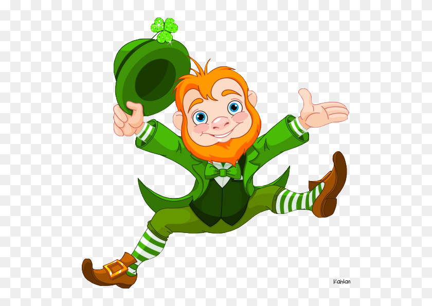 St Patrick Tubes Irish Leprechaun, St Patrick - Saint Patrick Clipart