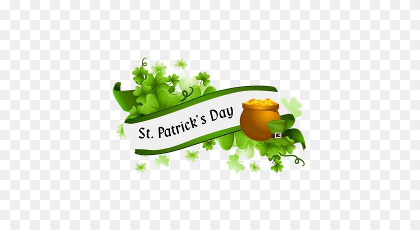 St Patrick's Day Large Shamrock Transparent Png - Patrick PNG