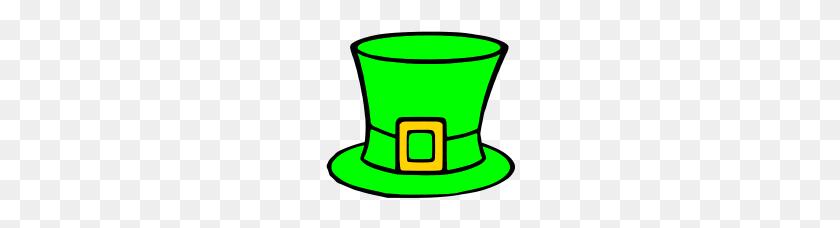 St Patricks Day T Shirts Cool Funny Irish St Patricks Shirts - Leprechaun Hat PNG