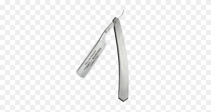 Stainless Steel Blade Straight Razor Straight Razor - Straight Razor PNG