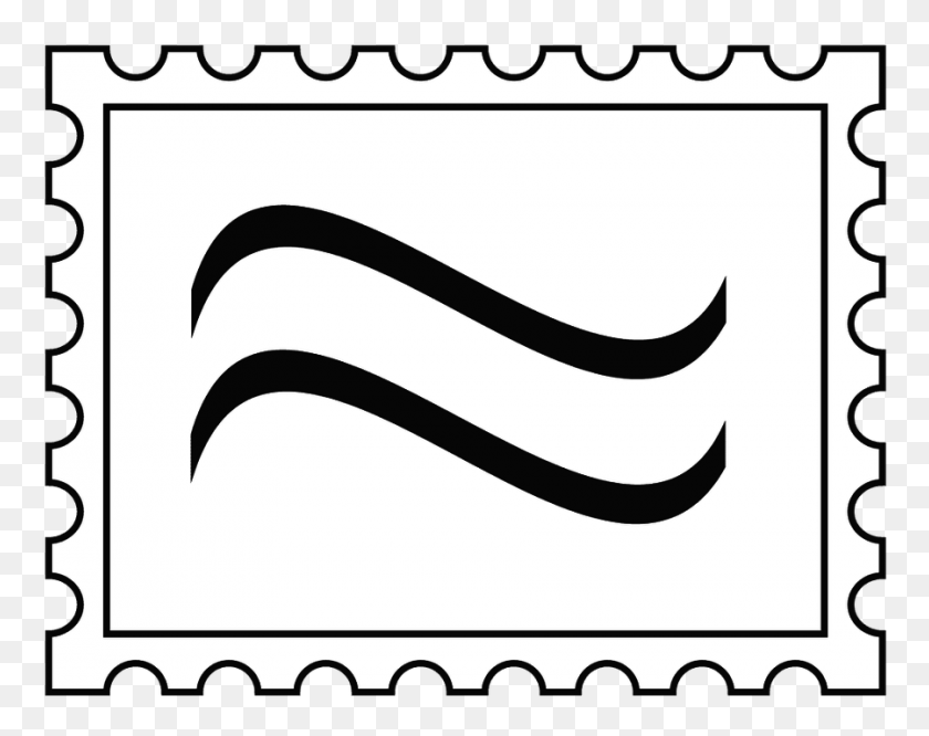 900x700 Stamp Clip Art Look At Stamp Clip Art Clip Art Images - Art Clipart Black And White