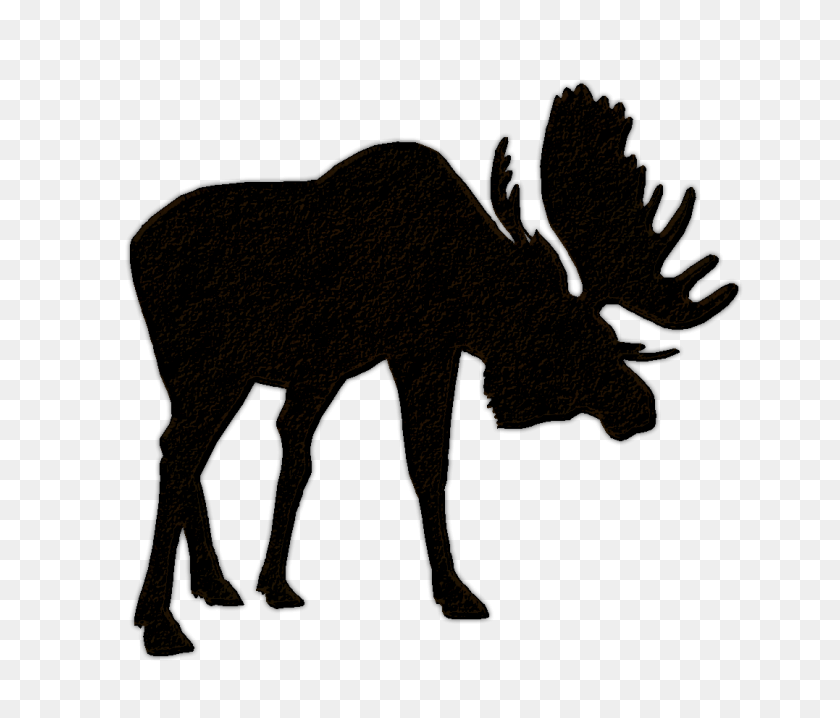 Standing Bear Silhouette - Standing Bear Clipart