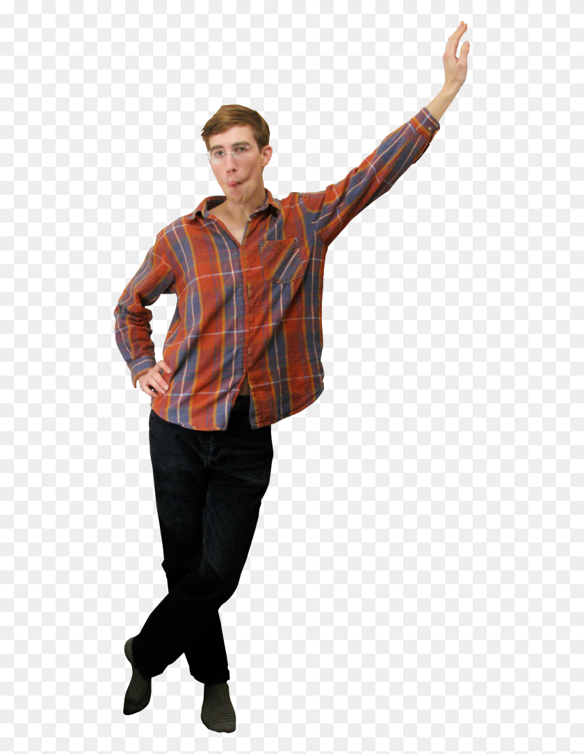 Standing Leaning Png Image - People Standing PNG