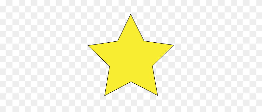 Star Clipart - Star Shape Clipart