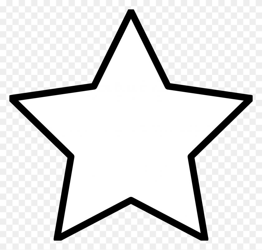 Star Clipart Black And White Border Clip Art Images - Pretty Border Clipart