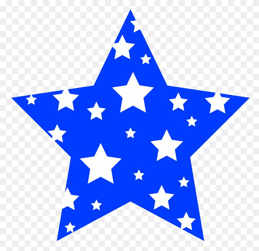 Star Clipart Blue Star - Shining Star Clipart