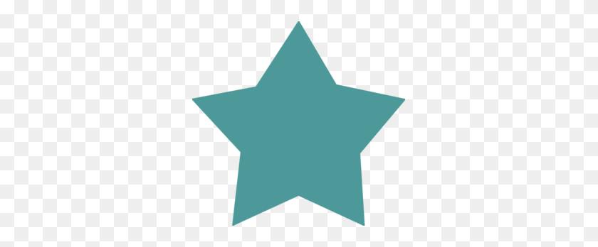 Star Clipart Teal - Stars Clipart Transparent