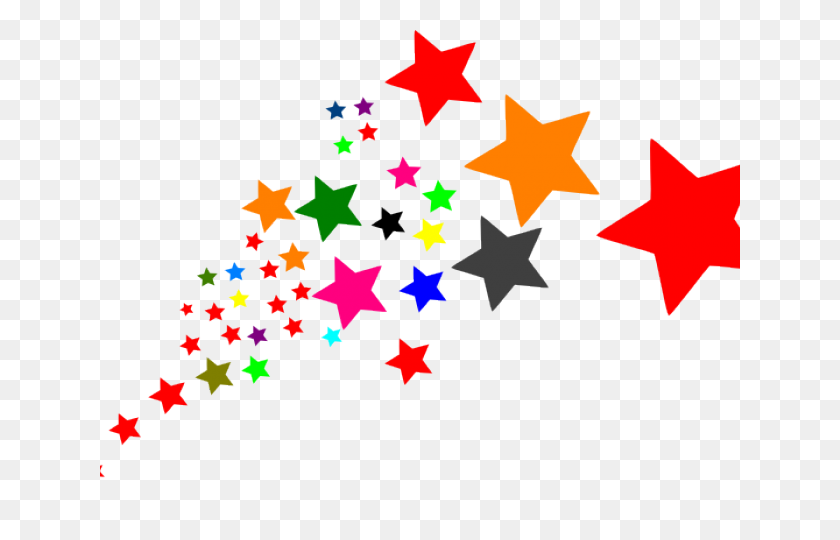 Star Cliparts Transparent Free Download Clip Art - Stars Clipart Transparent
