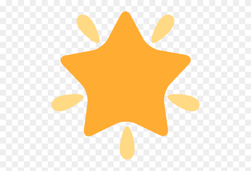 Star Emoji Meaning With Pictures From A To Z Sparkle Emoji Png