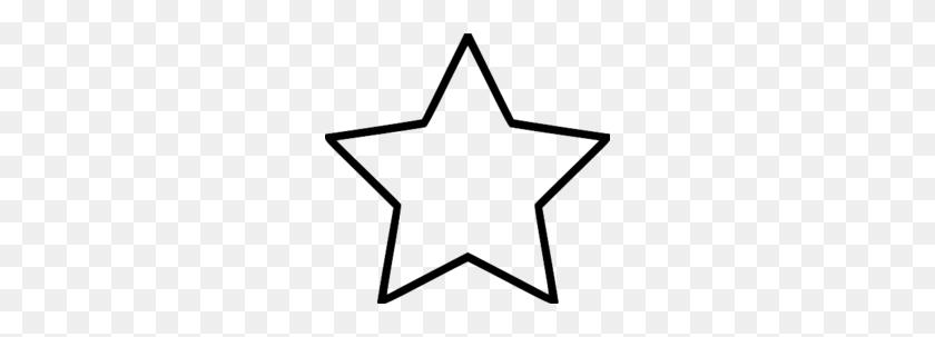 Star Outline Png Image - Star Outline PNG