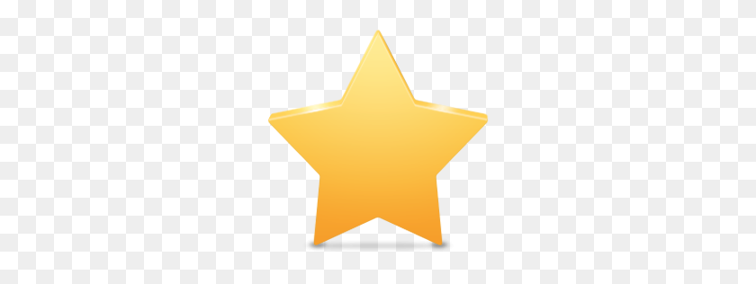 Star Png Transparent Backgorund Gold Yellow - Star PNG Image