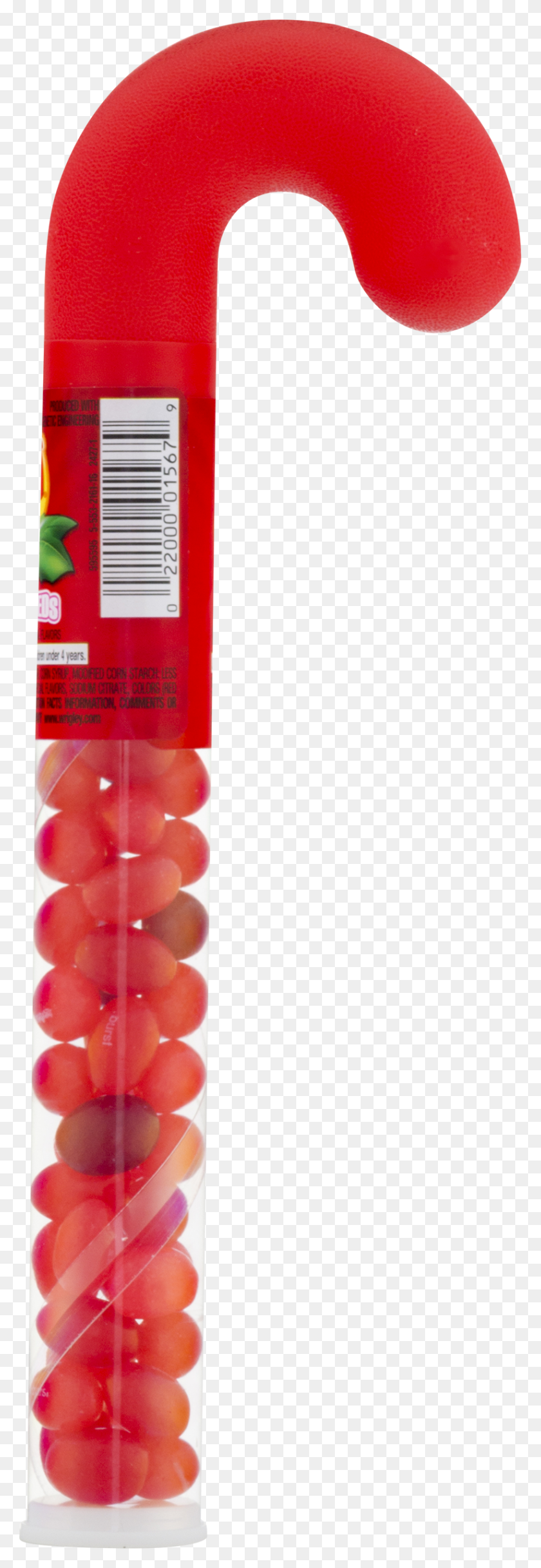Starburst, Holiday Jelly Bean Christmas Candy Cane, Oz - Starburst Candy PNG