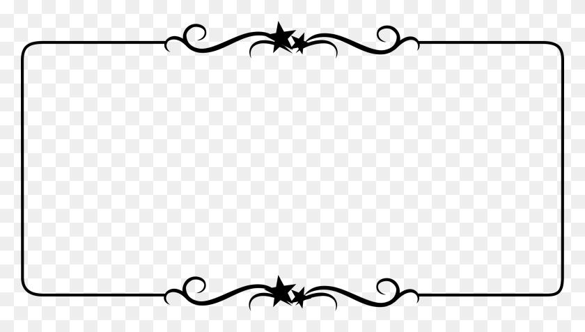 Stars Border Template - Stars Border PNG