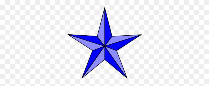 Stars Clipart Blue Star - Blue Stars PNG