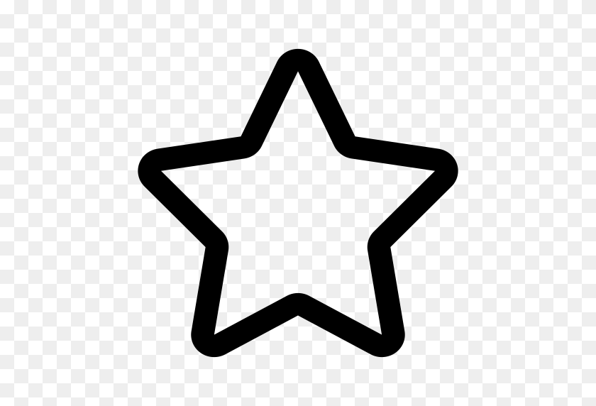 Stars Icon With Png And Vector Format For Free - Black Stars PNG