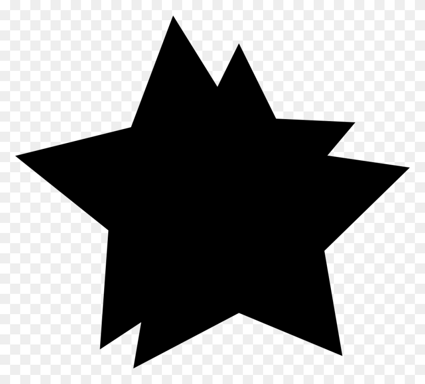 Stars Png Icon Free Download - Black Stars PNG
