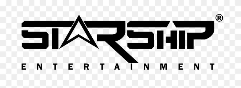 847x270 Starship E - Monsta X Logo PNG