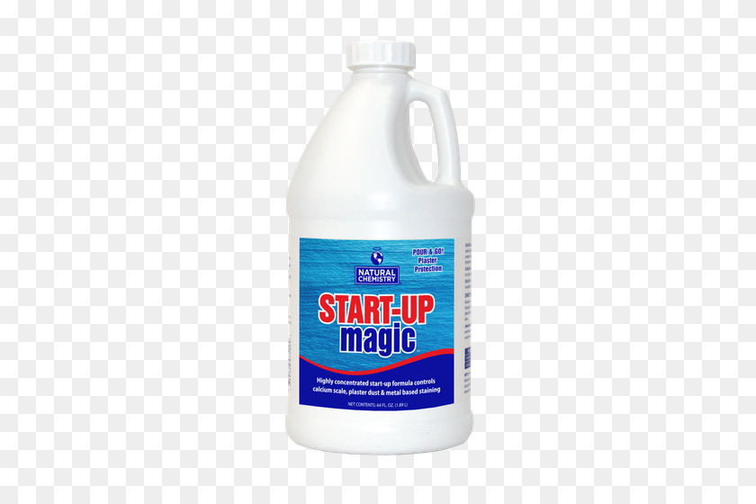 Start Up Magic Backyard Water Care Natural Chemistry - Magic Dust PNG