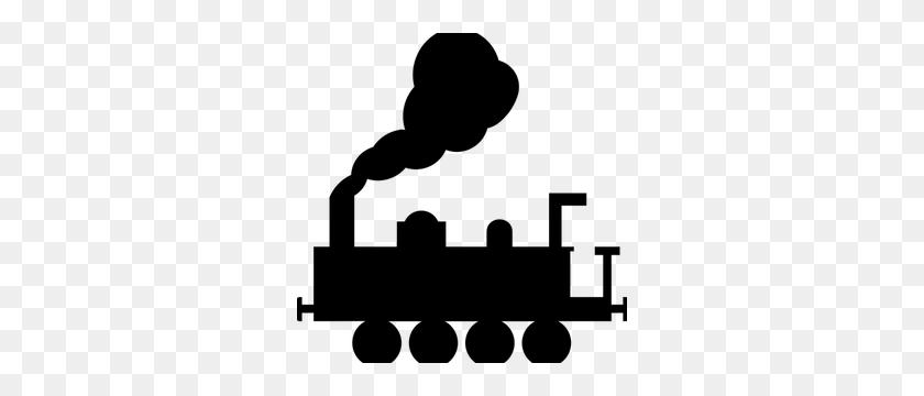 Steam Engine Clip Art Free - Steam Engine Clipart