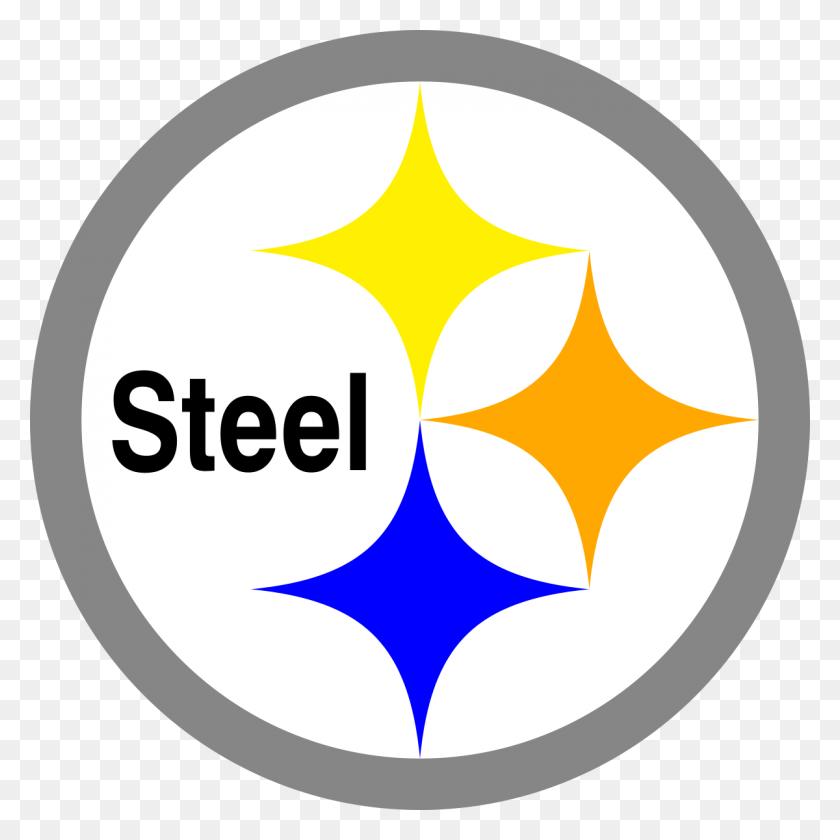 Steelmark - Pittsburgh Steelers Logo PNG