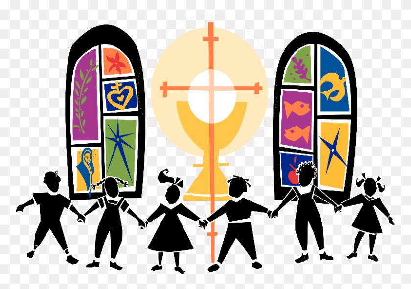 Steeple Clipart Catholic School - Praise Clipart