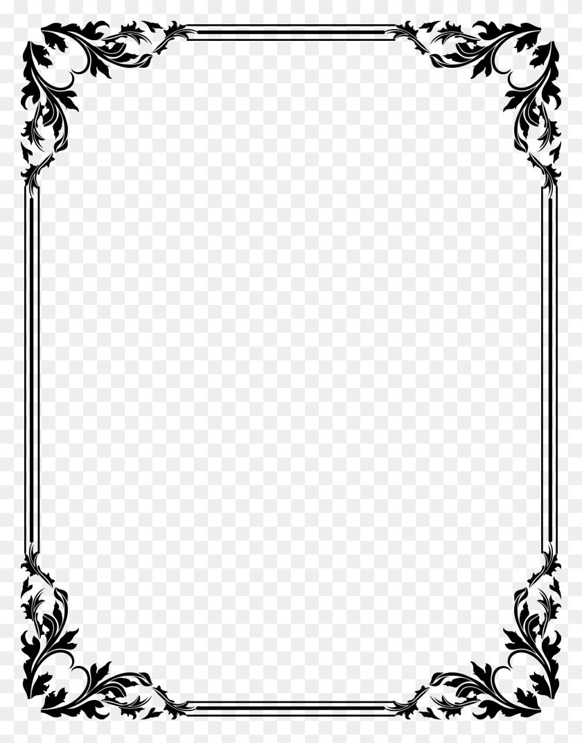 Stencil Fdfborders Border Design, Design, Frame Border Design - Page Border PNG