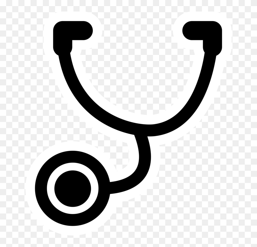 Stethoscope Medicine Physician Nursing Heart - Stethoscope With Heart Clipart