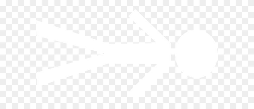Stick Man White Clip Art - Stick Figure Clip Art Black And White