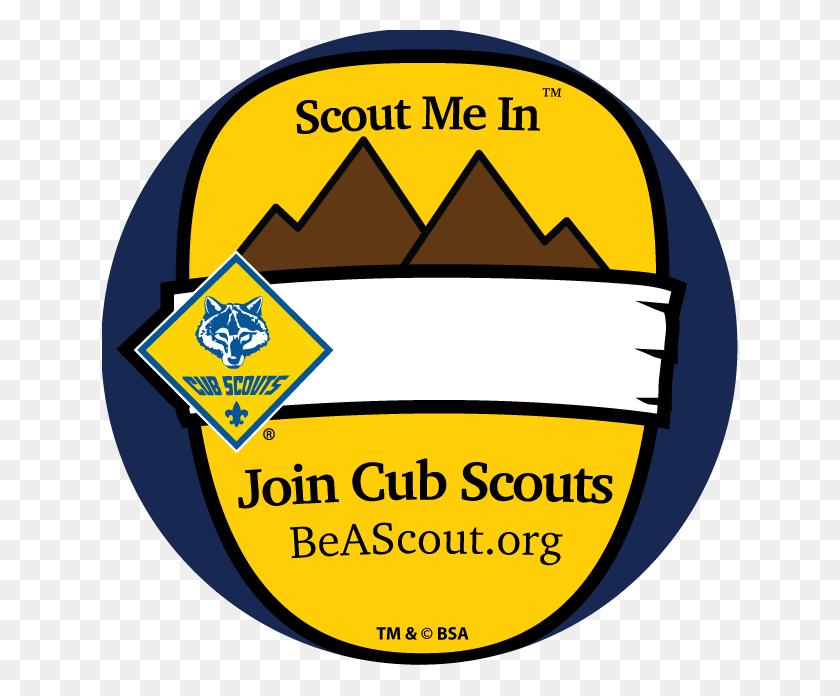Stickers - Cub Scout Logo Clip Art