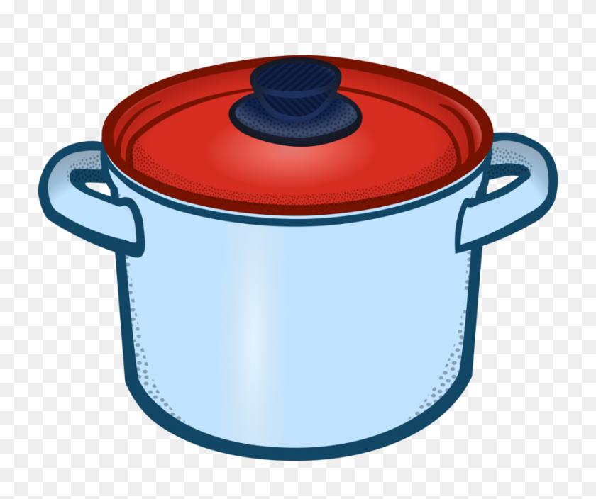 Stock Pots Olla Cookware Casserola Soup - Pots And Pans Clipart