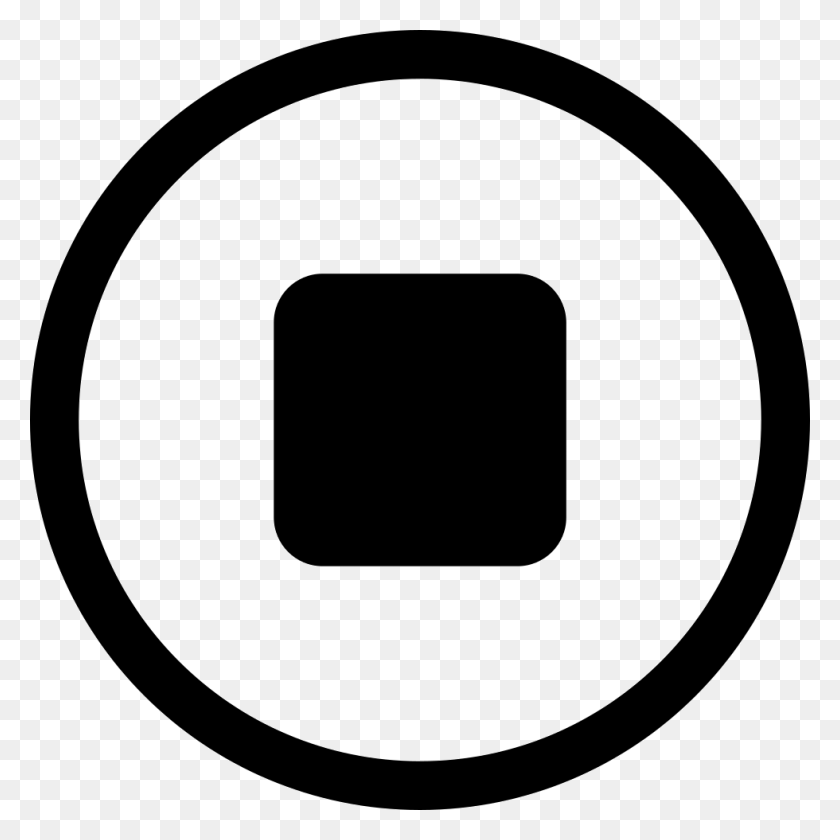 Stop Button Png Icon Free Download - Stop Button PNG