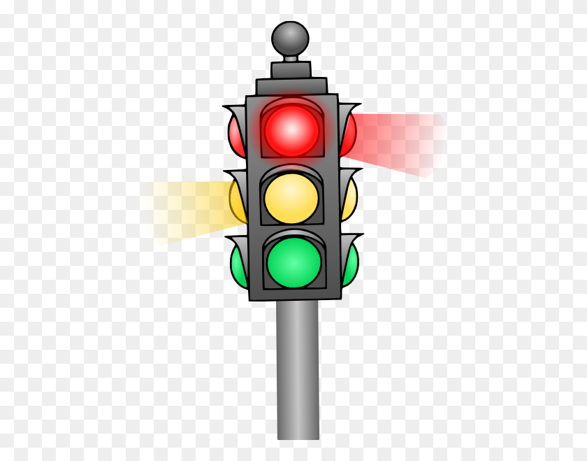 Stop Light Clip Art Traffic Light Clip Art - Stop Clipart