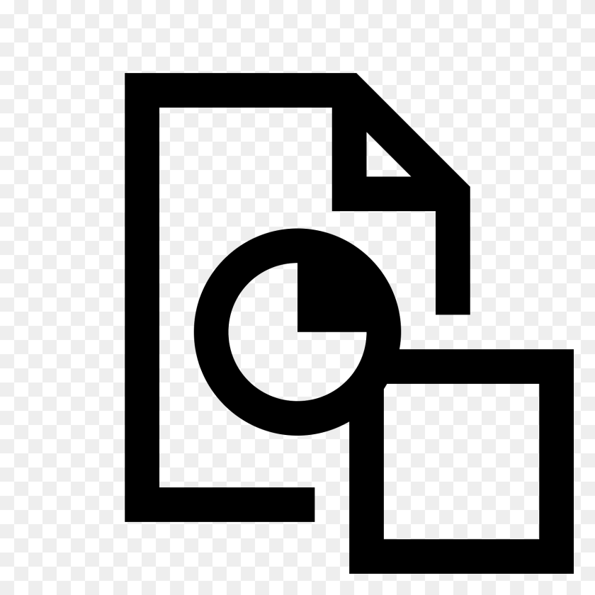 Stop Pie Chart Report Icon - Report PNG – Stunning free