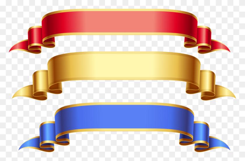 Straight Banner Clip Art - Straight Banner Clipart