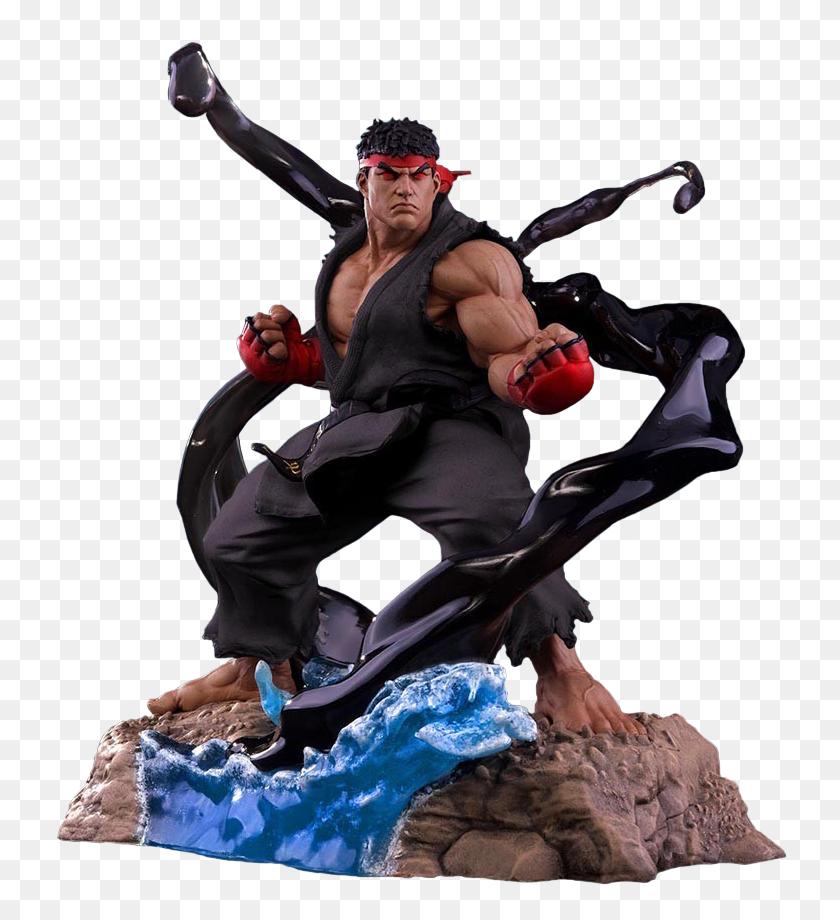 760x860 Street Fighter V - Ryu PNG