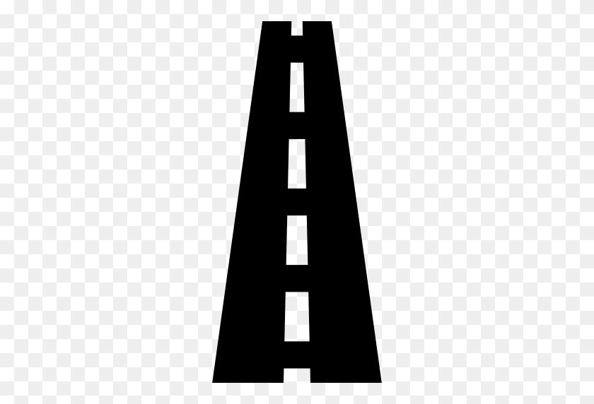 Street Straight Road Clip Art - Straight Road Clipart