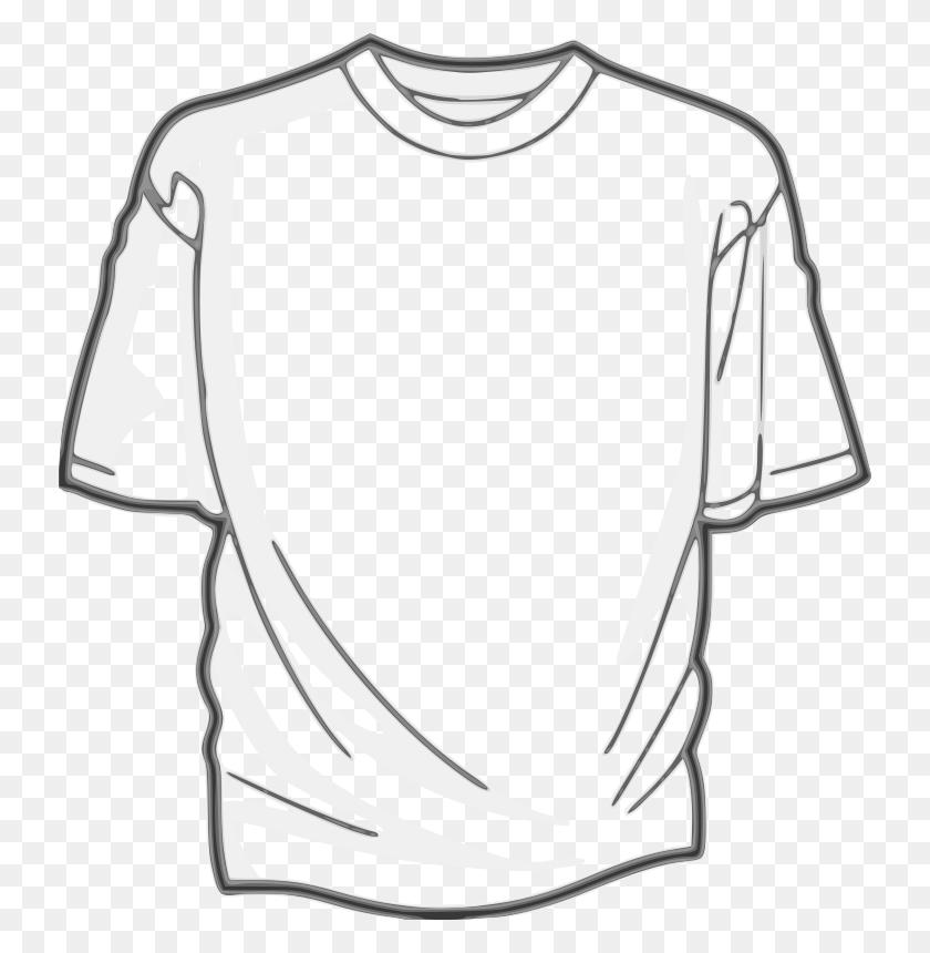 Stripe Clipart Tshirt - Polo Shirt Clipart