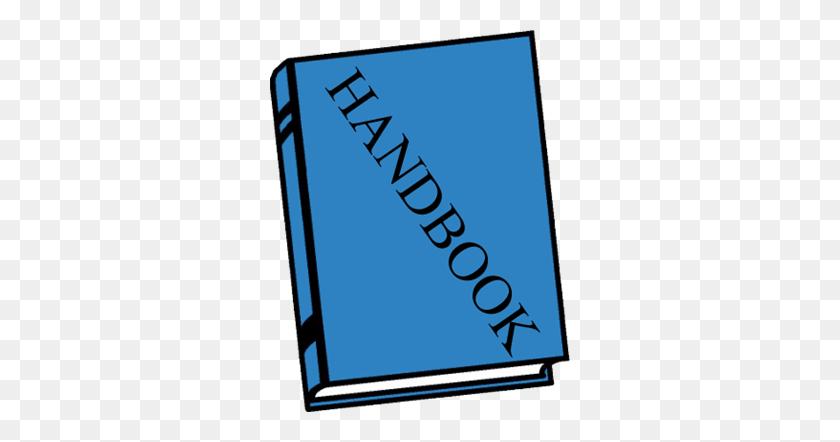 Student Handbook Home - Handbook Clipart
