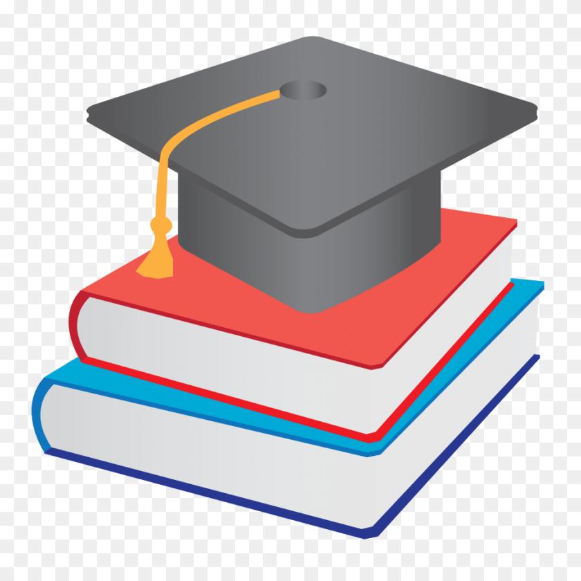 Study Material Cliparts - School Materials Clipart