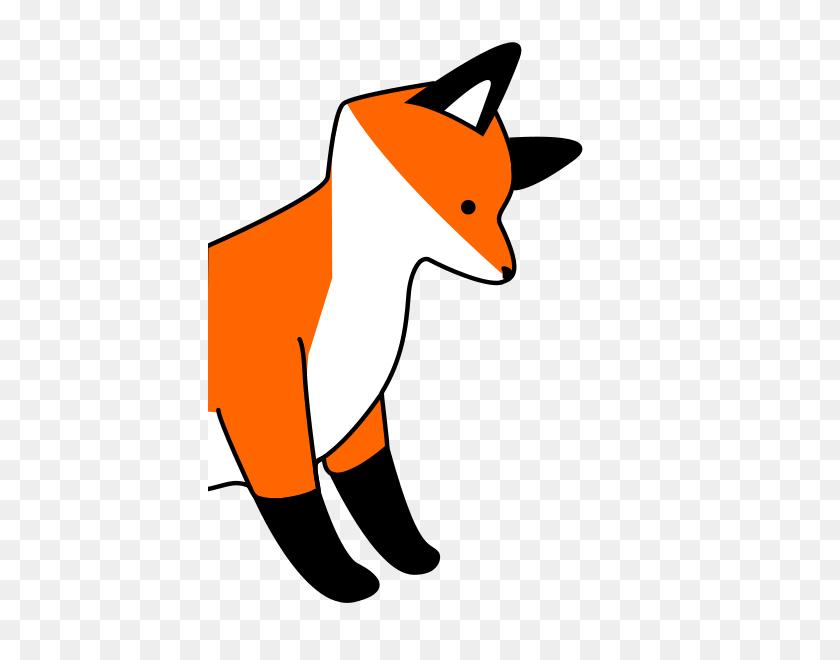 Stupid Fox Clipart Medium Size Comics Fox, Clip - Red Fox Clipart