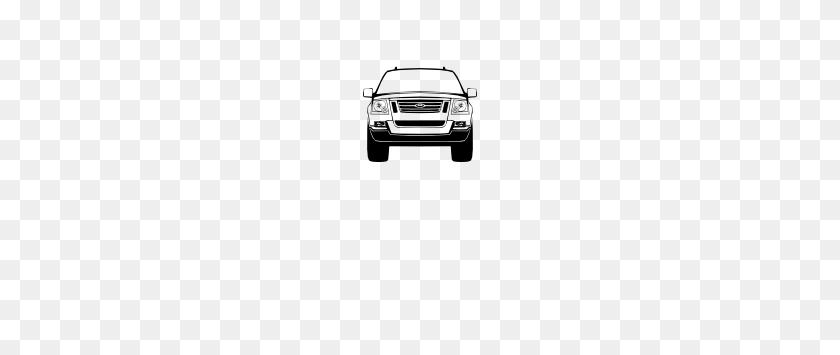 Suburban Vehicle Front Clip Art - Suburban Clipart