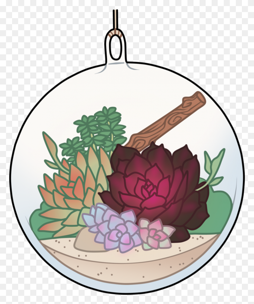Succulents - Succulent Clip Art