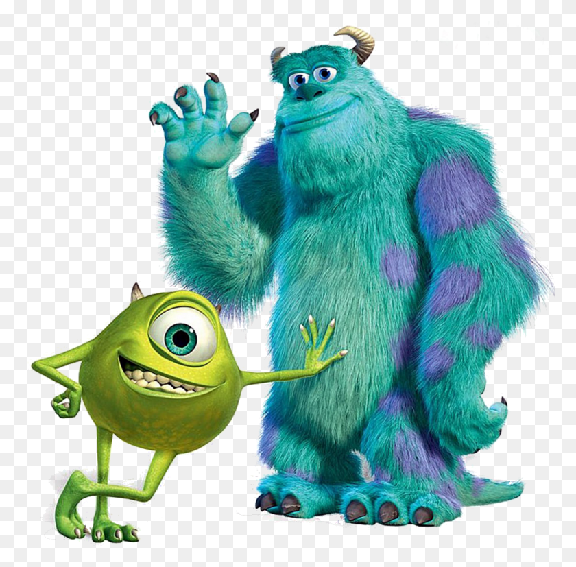Sulley Monsters Inc Clip Art - Monsters Inc Clipart